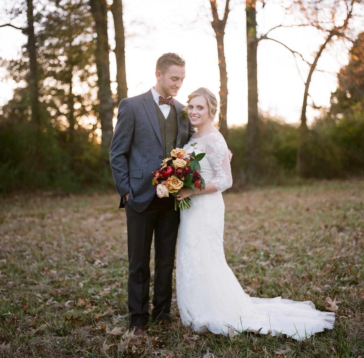 A Thanksgiving Wedding Nathan Kate